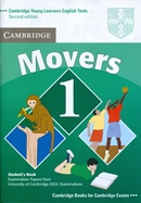 CAMBRIDGE YOUNG LEARNERS MOVERS 1 STUDENTS BOOK - 2ND ED