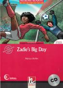 ZADIE´S BIG DAY - WITH CD - STARTER
