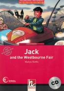 JACK AND THE WESTBOURNE FAIR - WITH CD - BEGINNER