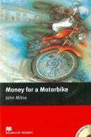 MONEY FOR MOTORBIKE WITH CD - BEGINNER