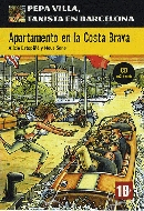 APARTAMENTO EN LA COSTA BRAVA - NIVEL A2 - LIBRO + CD AUDIO