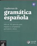 CUADERNOS DE GRAMATICA ESPANOLA B1 + CD AUDIO/MP3
