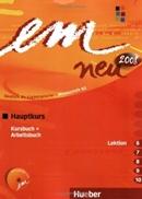 EM NEU 2008 HAUPTKURS B2 LEKTION 6-10 - KURSBUCH + ARBEITSBUCH MIT AUDIO CD ARBEITSBUCH