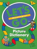 LETS GO PICTURE DICTIONARY MONOLINGUAL