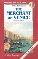 THE MERCHANT OF VENICE - FIFTH LEVEL + CD