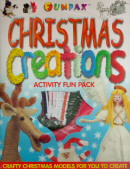 FUNPAX CHRISTMAS CREATIONS - ACTIVITY FUN PACK