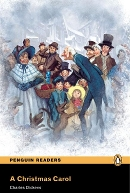 CHRISTMAS CAROL, A - PENGUIN READERS LEVEL 2 - BOOK WITH AUDIO CD