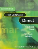 FIRST CERTIFICATE DIRECT - BOOK