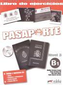 PASAPORTE 3 - LIBRO DE EJERCICIOS + CD AUDIO B1
