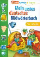 MEIN ERSTES DEUTSCHES BILDWORTERBUCH - ZY HAUSE