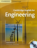 CAMBRIDGE ENGLISH FOR ENGINEERING - STUDENT´S BOOK WITH AUDIO CD (2)