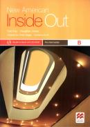NEW AMERICAN INSIDE OUT PRE-INTERMEDIATE SB B WITH CD-ROM - 2ND ED