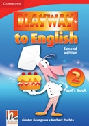 PLAYWAY TO ENGLISH 2 PUPIL´S BOOK - 2ND ED
