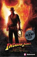 INDIANA JONES AND THE KINGDOM OF THE CRYSTAL SKULL WITH AUDIO CD