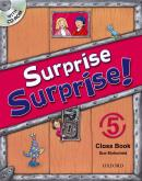 SURPRISE SURPRISE! 5 STUDENT´S BOOK & CD-ROM PACK