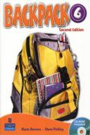 BACKPACK 6 WORKBOOK WITH AUDIO CD - SECOND EDITION