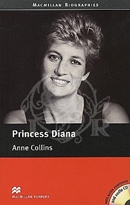 PRINCESS DIANA WITH AUDIO CD