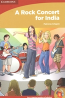 A ROCK CONCERT FOR INDIA - BEGINNING