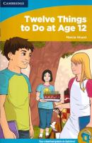 TWELVE THINGS TO DO AT AGE 12 - HIGH BEGINNING