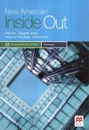 NEW AMERICAN INSIDE OUT INTERMEDIATE SB WITH CD-ROM - 2ND ED