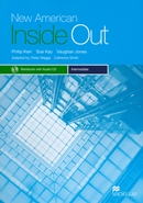 NEW AMERICAN INSIDE OUT INTERMEDIATE WB WITH AUDIO CD - 2ND ED