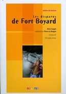 LES DISPARUS DE FORT BOYARD - NIVEAU A2 - CD AUDIO INCLUS
