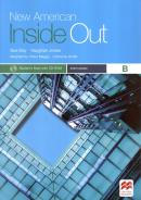 NEW AMERICAN INSIDE OUT INTERMEDIATE SB B WITH CD-ROM - 2ND ED