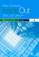 NEW AMERICAN INSIDE OUT INTERMEDIATE WB A WITH AUDIO CD - 2ND ED