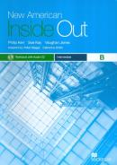 NEW AMERICAN INSIDE OUT INTERMEDIATE WB B WITH AUDIO CD - 2ND ED