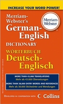 MERRIAM-WEBSTER´S GERMAN-ENGLISH DICTIONARY