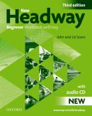 NEW HEADWAY BEGINNER WORKBOOK WITH KEY- 3RD EDITION