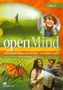 OPEN MIND 1  STUDENT´S BOOK - WITH WEB ACCESS CODE