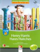 HENRY HARRIS HATES HAITCHES WITH CD-ROM + AUDIO CD