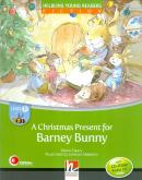 A CHRISTMAS PRESENT FOR BARNEY BUNNY WITH CD-ROM + AUDIO CD