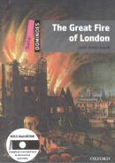 GREAT FIRE OF LONDON, THE (DOM ST) 2ND EDITION - W/AUDIO CD