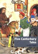 FIVE CANTERBURY TALES (DOM 1) 2ND EDITION