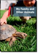 MY FAMILY AND OTHER ANIMALS (DOM 3) 2ND ED - W/ AUDIO CD