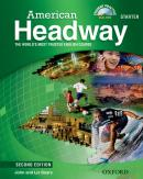 AMERICAN HEADWAY STARTER SB WITH MULTIROM AND VIDEO - SECOND EDITION