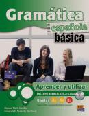 GRAMATICA ESPANOLA BASICA - APRENDER Y UTILIZAR A1-A2-B1-B2
