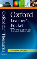 OXFORD LEARNER´S POCKET THESAURUS