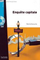 LFF A1 - ENQUETE CAPITALE + CD AUDIO