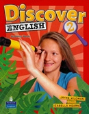 DISCOVER ENGLISH 2 STUDENT´S BOOK - 1ST ED