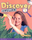 DISCOVER ENGLISH 2 WB WITH MULTI-ROM - 1ST ED