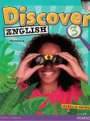 DISCOVER ENGLISH 3 WORKBOOK WITH MULTI-ROM - 1ST ED
