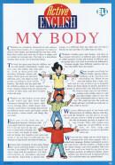 ACTIVE ENGLISH MY BODY