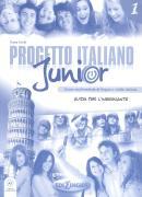 PROGETTO ITALIANO JUNIOR 1 - GUIDA PER L´INSEGNANTE