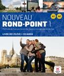 NOUVEAU ROND-POINT 1 - LIVRE + CD