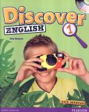 DISCOVER ENGLISH 1 WB WITH MULTI-ROM - 1ST ED