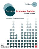 BUSINESS GRAMMAR BUILDER WITH AUDIO CD - 2ND ED