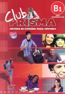 CLUB PRISMA B1 LIBRO DEL ALUMNO + CD